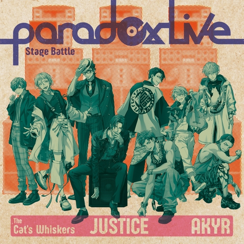 "Paradox Live Stage Battle ""JUSTICE"" The Cat"