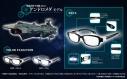 【グッズ-メガネ】宇宙戦艦ヤマト2202 愛の戦士たち コラボメガネ アンドロメダモデル 01の画像