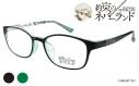 【グッズ-メガネ】約束のネバーランド コラボメガネ ノーマンモデルの画像