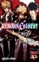 【コミック】家庭教師ヒットマンREBORN!公式ビジュアルブック REBORN Colore!の画像