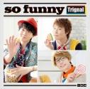 【アルバム】Trignal/so funny 通常盤の画像