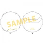アイドリッシュセブン 缶バッジカバー 3枚セット (棗 巳波)