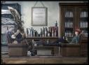【Blu-ray】TV されど罪人は竜と踊る 第1巻 初回限定版の画像