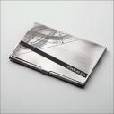 【グッズ-カードケース】新世紀エヴァンゲリオン エヴァンゲリオンカードケース シンクロ・シルバーエイジングの画像
