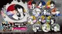 【グッズ-バッチ】『ヒプノシスマイク-Division Rap Battle-』Rhyme Anima ホロEYE缶バッジ【再販】の画像