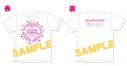 【グッズ-Tシャツ】トリカゴ スクラップマーチ 凹SOME 凸PPING「ライブTっぽいTシャツ」の画像
