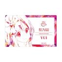 【グッズ-ステッカー】けいおん! 平沢 唯 カードステッカー vol.2の画像
