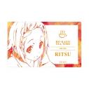 【グッズ-ステッカー】けいおん! 田井中 律 カードステッカー vol.2の画像
