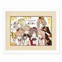 【グッズ-置き物】ArtCollection 赤倉 A4キャラアイングラフ 『チョコケーキ6姉妹』【AnimeJapan2020】の画像