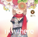 【アルバム】鹿乃/nowhere 通常盤の画像