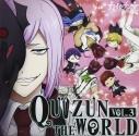 【キャラクターソング】TV カイトアンサ キャラクターCD QUIZUN THE WORLD VOL.3 Qバスターヘッド(CV.下野紘)編の画像