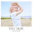 【主題歌】TV ばくおん!! OP「FEEL×ALIVE」/佐咲紗花 アーティスト盤の画像