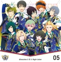 【キャラクターソング】THE IDOLM@STER SideM 5th ANNIVERSARY DISC 05 Altessimo&彩&High×Jokerの画像