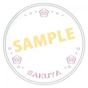 「A3!」缶バッジカバー 3枚セット(佐久間 咲也)