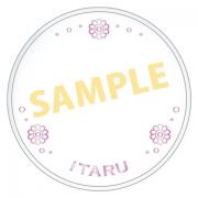 「A3!」缶バッジカバー 3枚セット(茅ヶ崎 至)