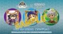 【グッズ-バッチ】KING OF PRISM -PRIDE the HERO- 缶バッジ アラビアンナイトver.の画像
