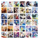【グッズ-ブロマイド】A3! ましコレ スクエアフォトコレクション/Vol.1 春組&夏組【再販】の画像