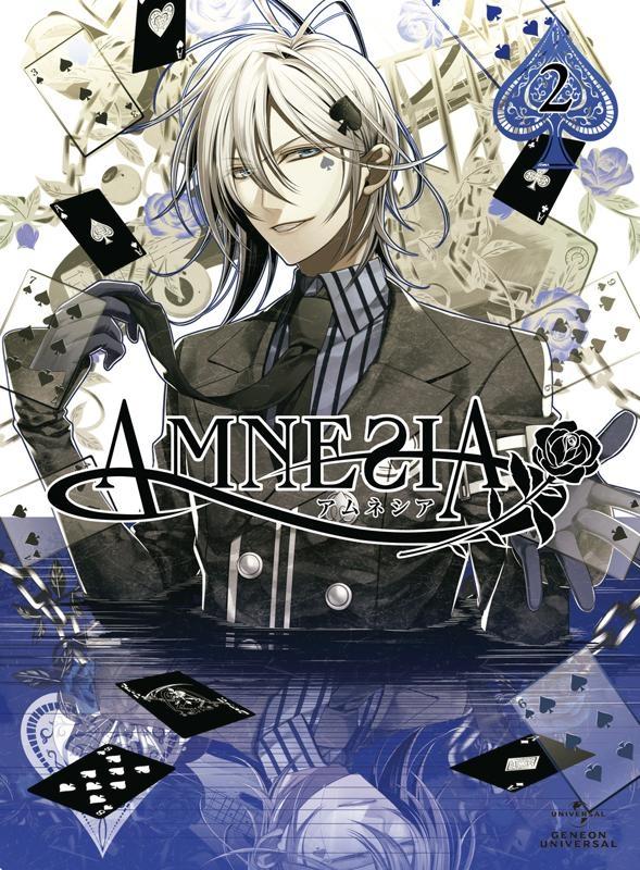 【Blu-ray】TV AMNESIA 第2巻 初回限定版