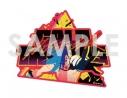 【グッズ-ステッカー】プロメア ダイカットステッカー 1.ガロ・ティモスの画像