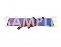 【グッズ-ステッカー】プロメア ダイカットステッカー 10.ガロデリオン フォントの画像