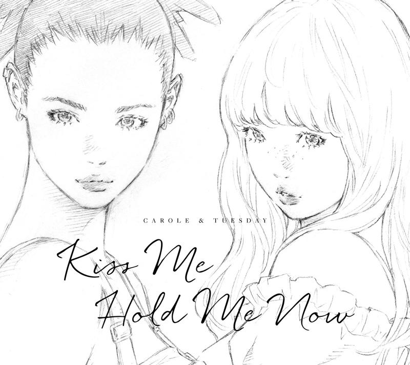 【主題歌】TV キャロル&チューズデイ 主題歌「Kiss Me/Hold Me Now」/キャロル&チューズデイ(Nai Br.XX&Celeina Ann) CD盤
