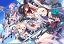 【PS4】アズールレーン クロスウェーブ 限定版 アニメイト限定セット+アニメイトオンライン限定セットの画像