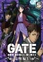 【Blu-ray】TV GATE 自衛隊 彼の地にて、斯く戦えり vol.5 接触編 V 通常版の画像
