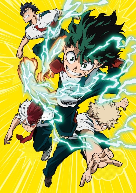 【Blu-ray】TV 僕のヒーローアカデミア 3rd Vol.1 初回生産限定版