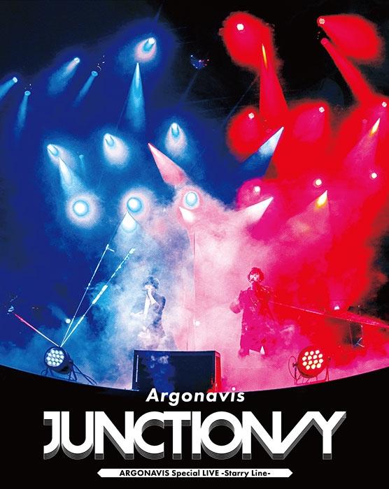 【キャラクターソング】ARGONAVIS from BanG Dream! Argonavis JUNCTION/Y Blu-ray付生産限定盤