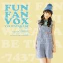 【アルバム】渡部優衣/FUN FAN VOX 初回限定盤の画像