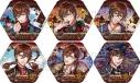 【グッズ-バッチ】夢王国と眠れる100人の王子様 ピックアップコレクション缶バッジ(リカ)Vol.2の画像