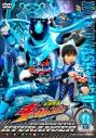 【DVD】TV スーパー戦隊シリーズ 宇宙戦隊キュウレンジャー VOL.11の画像