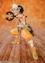 【フィギュア】フィギュアーツZERO ワンピース 狙撃の王様そげキング ウソップの画像