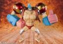 【フィギュア】フィギュアーツZERO ワンピース 鉄人フランキーの画像