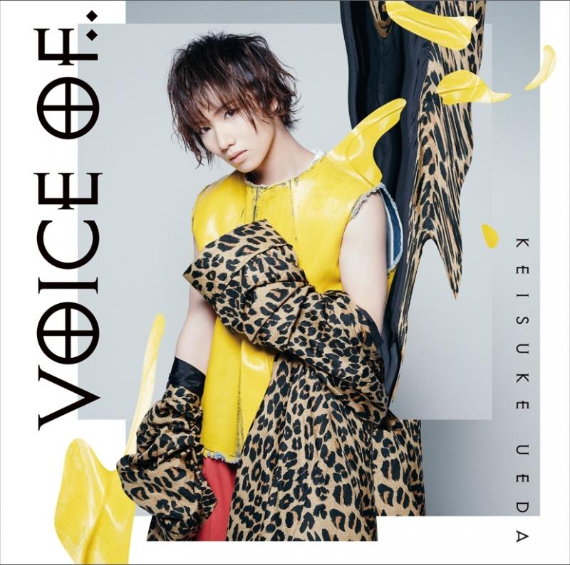 【アルバム】植田圭輔/『voice of..』M ver.