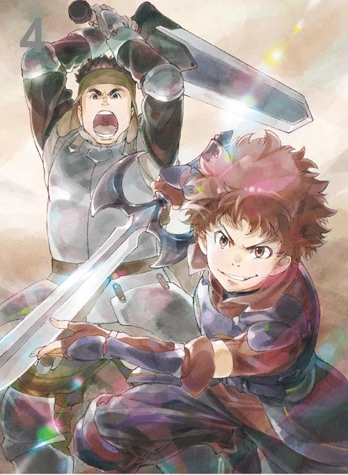 【Blu-ray】TV 灰と幻想のグリムガル Vol.4 初回生産限定版