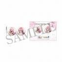 【グッズ-バッジ】桜ミク 缶バッジセット 巡音ルカ【アニメイトカフェ】の画像