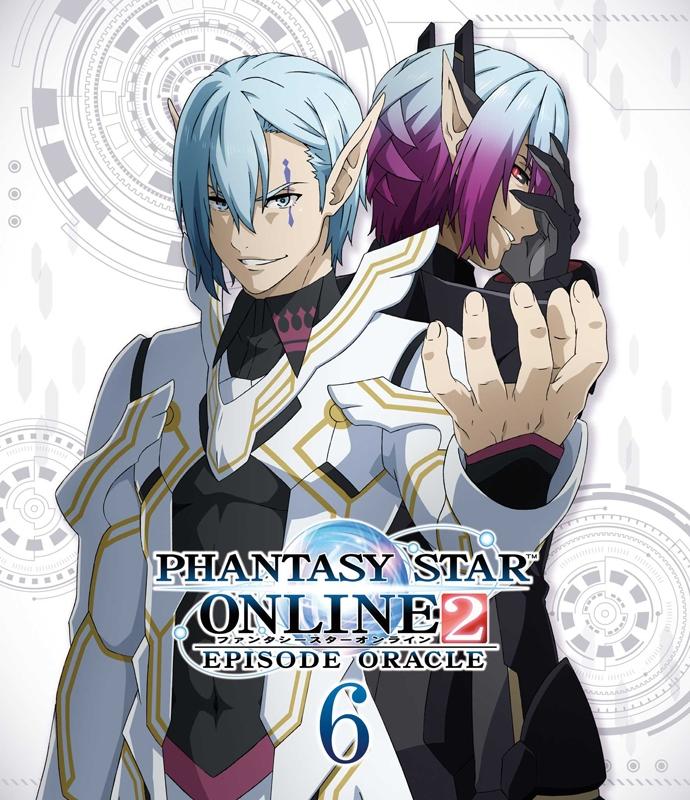 【Blu-ray】TV ファンタシースターオンライン2 エピソード・オラクル第6巻 通常版