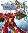 【Blu-ray】TV ファンタシースターオンライン2 ジ アニメーション 3 通常版の画像