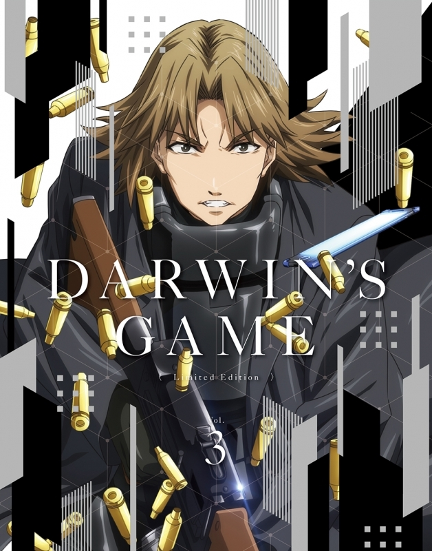 【DVD】TV ダーウィンズゲーム 3 完全生産限定版