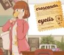 【アルバム】eyelis/crescendo 特典CD付の画像