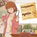 【アルバム】eyelis/crescendo 通常盤の画像