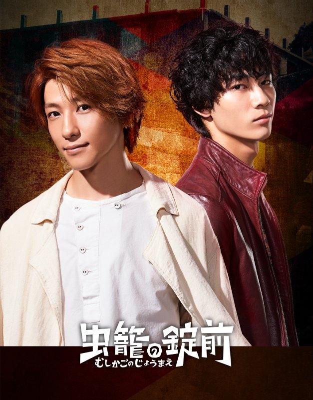 【DVD】ドラマ 虫籠の錠前 DVD BOX 完全生産限定版