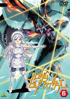 【DVD】TV ガンダムビルドファイターズ 6