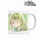 【グッズ-マグカップ】コードギアス 反逆のルルーシュⅢ 皇道 C.C. Ani-Art マグカップ【再販】の画像