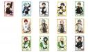 【グッズ-カード】あんさんぶるスターズ!! コレクションクリアシート 第三弾の画像