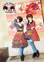 【グッズ-ブロマイド】petit milady 5th LIVE「Howling!!」 2Lメッセージ入ブロマイド2枚セットの画像