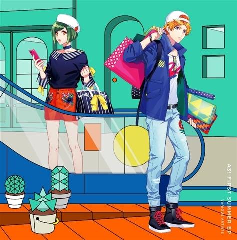 【アルバム】ゲーム A3! ミニアルバム A3! First SUMMER EP