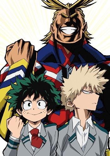 【Blu-ray】TV 僕のヒーローアカデミア Vol.1