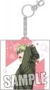 【グッズ-パスケース】劇場版 うたの☆プリンスさまっ♪ マジLOVEキングダム フルカラーパスケース プライベートモーニングシリーズ 日向大和の画像